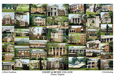 Emory Amp Henry College Campus Art Prints Photos Posters