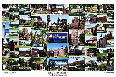 Fisk University Campus Art Prints Photos Posters