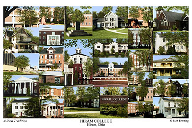 Hiram College Campus Art Prints Photos Posters