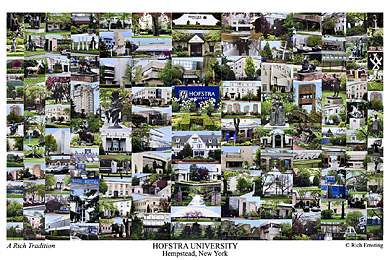 Hofstra University Campus Art Prints Photos Posters
