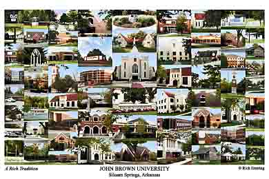 John Brown University Campus Art Prints Photos Posters