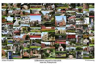 Lebanon Valley College Campus Art Prints Photos Posters