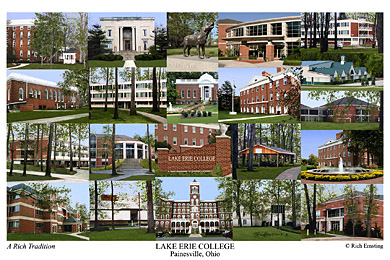 Lake Erie College Campus Art Prints Photos Posters