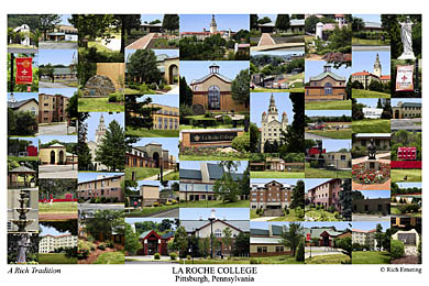 La Roche College Campus Art Prints Photos Posters
