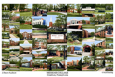 Messiah College Campus Art Prints Photos Posters