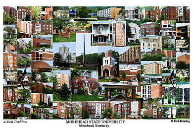 morehead state university campus art prints photos posters