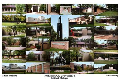 Northwood University Campus Art Prints Photos Posters