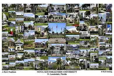 Nova Southeastern University Campus Art Prints Photos