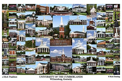 University Of The Cumberlands Campus Art Prints Photos
