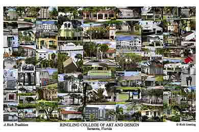 Ringling College Of Art And Design Campus Art Prints