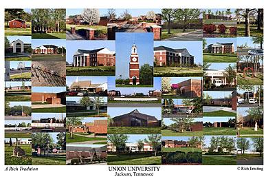 Union University Campus Art Prints Photos Posters