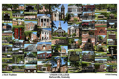 Union College Kentucky Campus Art Prints Photos Posters