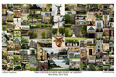 United States Military Academy Campus Art Prints Photos