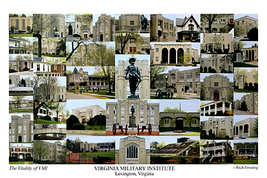 Virginia Military Institute Campus Art Prints Photos Posters