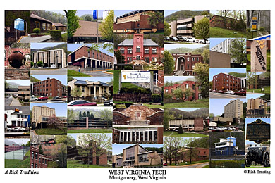 West Virginia University Institute Of Technology Campus