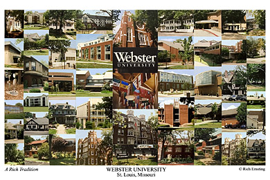 Webster University Campus Art Prints Photos Posters