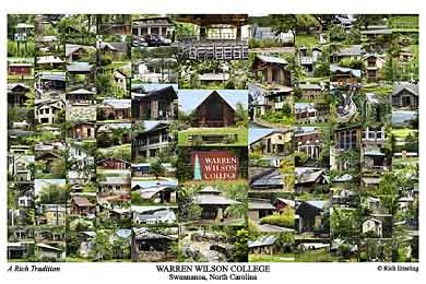 Warren Wilson College Campus Art Prints Photos Posters