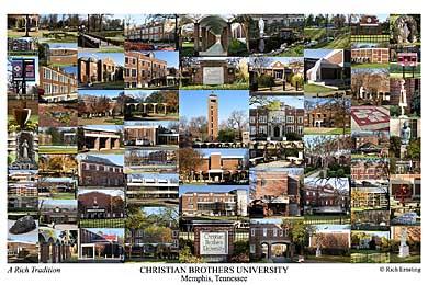 Christian Brothers University Campus Art Prints Photos