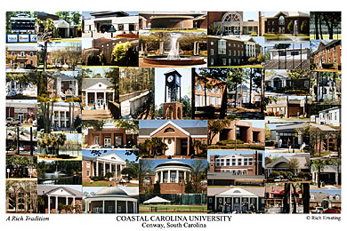 Coastal carolina university campus art prints photos posters coastal carolina university campus art print sciox Gallery