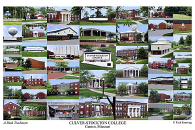 Culver Stockton College Campus Art Prints Photos Posters