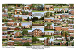 Frostburg State University Campus Art Print