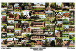 Franklin College Campus Art Print