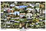 Franciscan University of Steubenville Campus Art Print