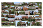 Kentucky State University Campus Art Print