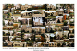 Kansas State University Campus Art Print