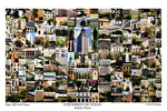 University of Texas Campus Art Print