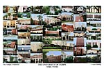 University of Tampa Campus Art Print