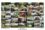 Seton Hill University Campus Art Print