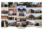 Spalding University Campus Art Print