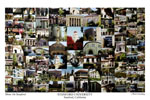 Stanford University Campus Art Print