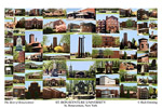 St. Bonaventure University Campus Art Print