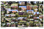 St. Catherine University Campus Art Print