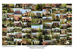 Susquehanna University Campus Art Print
