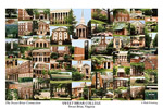 Sweet Briar College Campus Art Print