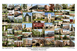 Saint Joseph's University Campus Art Print