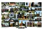 Saint Joseph's College Campus Art Print