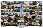 The University of Findlay Campus Art Print