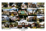 Tiffin University Campus Art Print