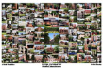 Tufts University Campus Art Print