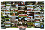 Tabor College Campus Art Print