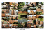 Virginia Intermont College Campus Art Print