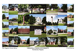 Virginia Union University Campus Art Print