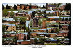 Valparaiso University Campus Art Print