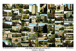 Western Michigan University Campus Art Print