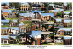 West Liberty University Campus Art Print