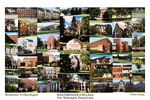 Westminster College Campus Art Print